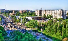 Drumul Taberei in miniatura! Dolores Park, Street, Travel, Miniatures, Viajes, Roads, Trips, Tourism, Traveling