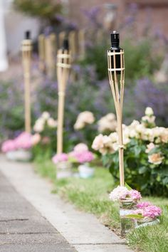 Marry in Wijdewormer in a colorful garden - Wedding Ideas Magical Wedding, Perfect Wedding, Diy Wedding, Wedding Flowers, Wedding Dresses, Ladder Wedding, Campground Wedding, Creative Wedding Inspiration, Bbq Party