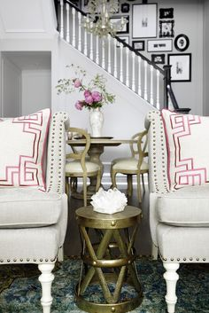 GREEK KEY.....  Donna Dotan Photography Inc._hottest_design_trend_rob_stuart_interior_design