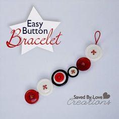 Mums make lists ...: Button Crafts