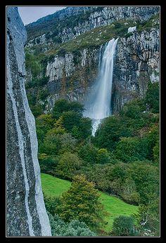 Nacimiento del río Asón Cantabria   Spain by © Yuribass, via Flickr