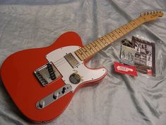 Late 90s (I think) fat tele... USA made (but painted in mexico). not an mia or a mim but a MIAM