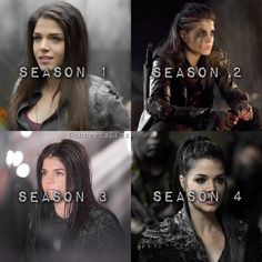 Octavia Blake #The100 #OctaviaBlake #Season4 #S4