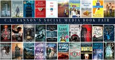 C.L. Cannon's Social Media Book Fair | C.L. Cannon  ||  Welcome to my social media book fair! We'll be giving away 5 paperback books in 6 genres just for following and/or liking indie authors in your favorite genres! Please enter under the images below for a chance at winning all 5 books in each genre! You may enter under as many or as few genres as y http://clcannon.net/2018/05/31/c-l-cannons-social-media-book-fair/?utm_campaign=shareaholic&utm_medium=twitter&utm_source=socialnetwork