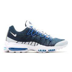 Nike Air Max 95 Noir Et Bleu