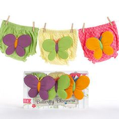 Butterfly+Bloomers+(0+-+6+or+6+-+12+months)+from+Baby+Gifts+and+Gift+Baskets