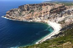 Arrábida Small Group Tour from Lisbon with Lunch As you cross the Tagus River you'll discover one of the most beautiful regions in the country: the lovely Árrabida Natural Park, a wonderful green area with a Mediterranean charm. We also stop at Espichel Cape, Sesimbra, Setúbal and Palmela with its labyrinthine streets from the medieval era!In the morning, meet your guide at your centrally located Lisbon hotel and head by air-conditioned vehicle south for yo...
