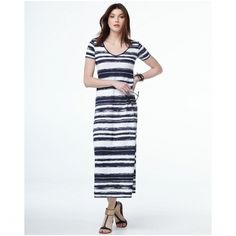 Maxi Dresses With Short Sleeves Ideas