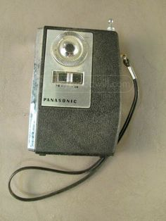 Panasonic 9 Transistor Radio Model RF - 626 Japan