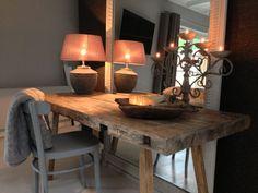 Sfeerhoekje slaapkamer. www.molitli-interieurmakers.nl