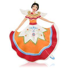 Mexico: Angels Around the World Ornament 2015 Hallmark Ha... #5th in the series