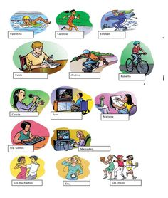 Preterite Spanish, Activities, Comics, Cartoons, Comic, Comics And Cartoons, Comic Books, Comic Book, Graphic Novels