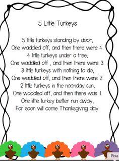 Schedulin' Sunday: Thanksgiving Turkeys