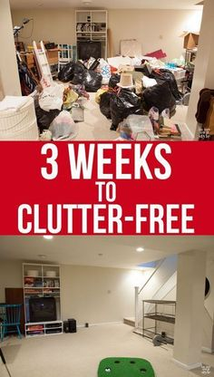 If I can tackle the clutter in my home, so can you by following the steps I took to get it done. | In My Own Style