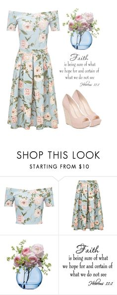 """Grassgrvsk"" by eastay ❤ liked on Polyvore featuring Miss Selfridge, LSA International and Jessica Simpson"