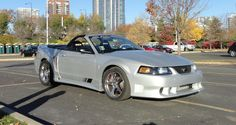 My Car Story with Lou Costabile 2001 Ford Mustang Saleen Convertible