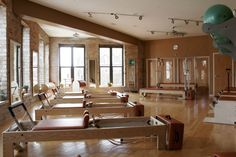 Photograph of Soulistic Studio authorized for use by Margaret Castrovillari, Owner Soulistic Pilates Studio