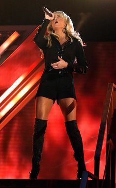 Carrie Underwood - 50th Annual GRAMMY Awards - Show