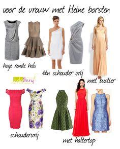 Halslijnen voor de vrouw met kleine borsten | www.lidathiry.nl | klik op de foto voor meer details