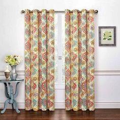 Kings Turban Curtain Panels