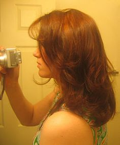 Lighten hair with cinnamon--read all the way through. Works differently for different colors of hair.