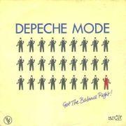 "Depeche Mode - ""Get the Balance Right!"" - 12"" single, 1983."