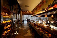 Bam & Senju Restaurant by Metaphor Interior at Plaza Indonesia, Jakarta – Indonesia » Visit City Lighting Products! https://www.linkedin.com/company/city-lighting-products