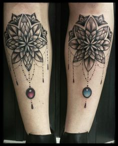 The first is the healed one and the blue is new