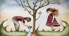 """O pai ausente não é só o vazio físico de uma figura que não tivemos; às vezes, é também alguém que """"mesmo estando"""" não soube ou não quis exercer o seu papel. É uma ausência psicológica capaz de criar em uma criança diversas feridas emocionais. Crescer sem pai, sem mãe ou sem uma figura relevante …"""