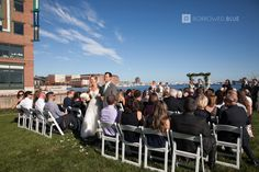 Borrowed Blue Photography wedding at the Admiral Fell Inn in Fell's Point, Baltimore, Maryland   || #borrowedbluephoto #admiralfellinn #fellspoint #innerharbor #Baltimore #Maryland #wedding #ceremony #reception