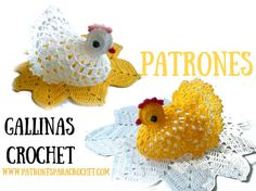 gallinas+crochet.jpg (640×479)