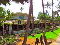 Mama's Fish House, Maui ... you won't regret it!