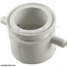 Waterway Union - Heat Jacket - Dual Barb - Less Split Nut (417-2150)
