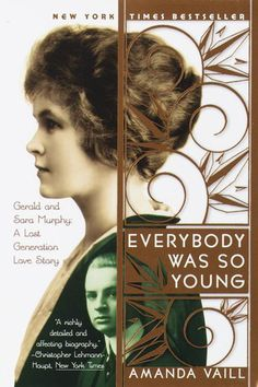 """Everybody Was So Young"" Beach Reads 2014 - Best Books Summer Vacation. This sounds like a great followup to my current read - ""The Paris Wife"""