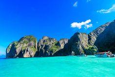 Koh Phi Phi Le   Islands near Krabi