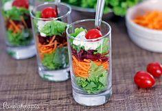 PANELATERAPIA - Blog de Culinária, Gastronomia e Receitas: Verrine de Verão