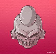 """Consulta este proyecto @Behance: """"Skull villains DBZ"""" https://www.behance.net/gallery/33910154/Skull-villains-DBZ"""