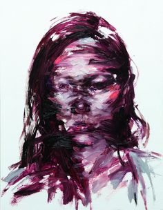 """Saatchi Online Artist: KwangHo Shin; Oil 2013 Painting """"[146] untitled oil on canvas 53.0 x 40.9 cm 2013""""  #onetowatch"""