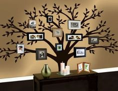 ******size******    Approx. Size of Wall Decal Shown: 90 Tall x 104 Wide      note:you can put your photos with photoframe on the tree just like as the