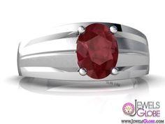 mens ruby rings