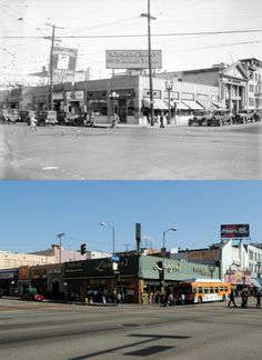 Southeast corner of Seventh and Alvarado Streets, 1927-2013