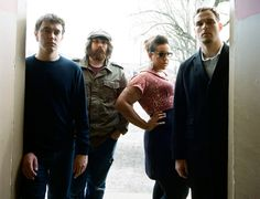 I ain't the same no more! So much talent it hurts... Alabama Shakes.