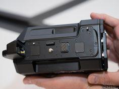 Panasonic Lumix DMC-GH4 and the Interface Unit (pictures) - CNET Reviews via @CNET