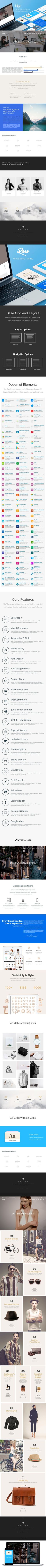 211 Best WordPress Landing Page Themes images in 2018 | Wordpress
