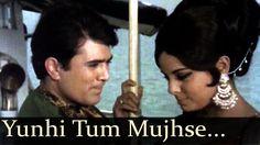 Sachaa Jhutha - Yunhi Tum Mujhse Baat Karti Ho - Mohd.Rafi - Lata Manges...