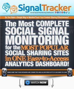 Download WP Signal Tracker Free - Social Content Sharing and Engagement
