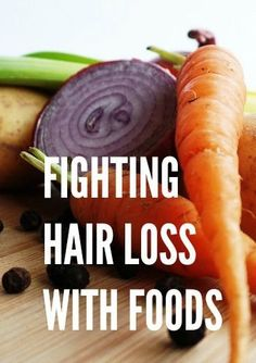 Do you suffer from hair loss? Read this article to find out which foods can help restore your hair!