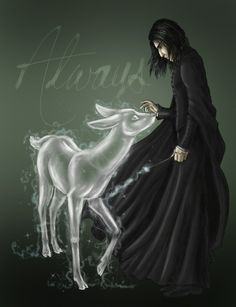Severus Snape   damn onions sneak attacked me. always harry potter snily fan art