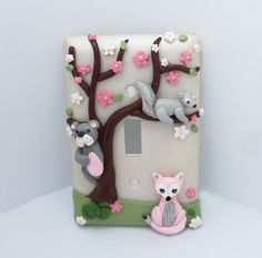 Hey, I found this really awesome Etsy listing at http://www.etsy.com/listing/150335042/forest-themed-light-switch-or-outlet
