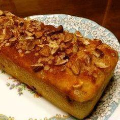 小麦粉不要!超簡単おからのパウンドケーキ by ミドリンリン [クックパッド] 簡単おいしいみんなのレシピが251万品